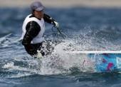 Alicia Cebrián navega hacia Río