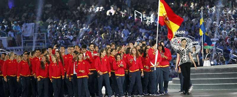 Juegos Europeos Baku. Fuente: COE