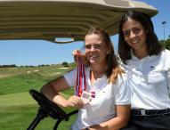 Marta Pérez, Ana Peláez y María Parra, bronce en el mundial júnior