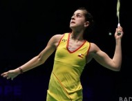 Carolina Marín, a cuartos del mundial de bádminton
