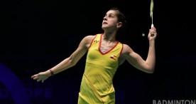 Carolina Marín accede a los cuartos de final del Open de Tokio