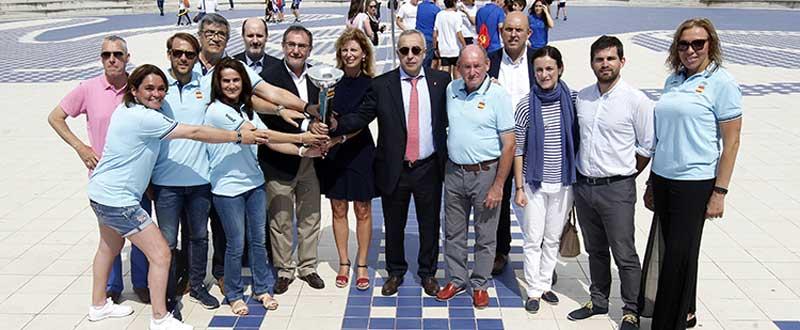 Día Olímpico en Castellón. Fuente: COE
