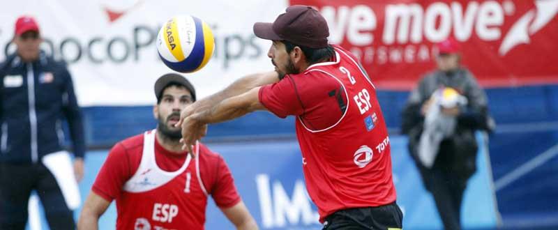 Marco-García. Fuente: Rfevb
