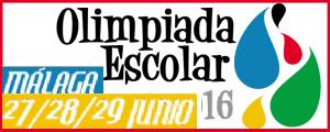 Olimpiada Escolar 2016 Málaga