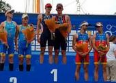 5 medallas para el paratriatlón español en Rotterdam