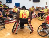 España jugará en Toronto varios partidos de baloncesto en silla de ruedas contra Canadá