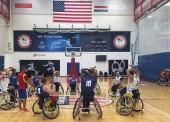 La 'ñba' en silla prepara Río con su 1ª gira americana