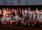 Las mujeres triunfan en la gala del deporte de Málaga