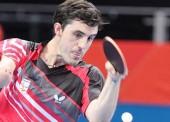 José Manuel Ruiz, abanderado español del equipo paralímpico de Río