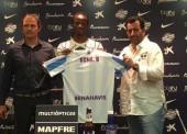 """Koné: """"Espero volver a Europa con el Málaga"""""""