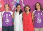 Gran acogida a la liga de verano de baloncesto femenino Geam