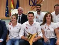 """Cardenal: """"Es impresionante el éxito conseguido por el rugby español a pesar de las dificultades"""""""