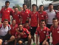 La selección de España de fútbol 7 ya está en Dinamarca