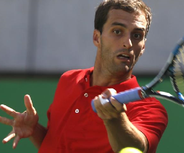 EL tenista español Albert Ramos FUENTE: EFE