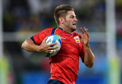 Selección española de rugby 7 Fuente:FER