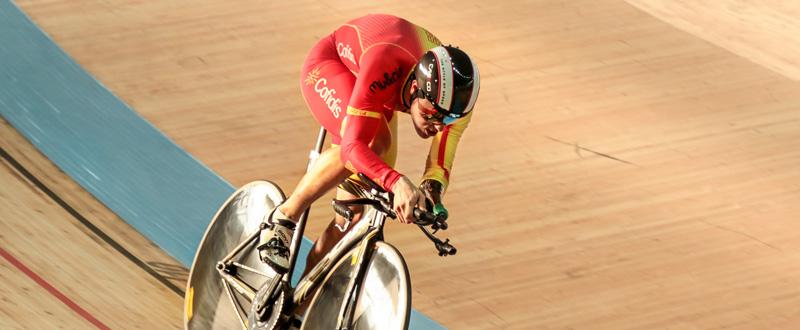 El ciclista cordobés, Alfonso Cabello, logra el bronce en kilómetro contrarreloj de los Juegos de Río Fuente: CPE