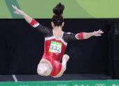 Ana Pérez se sitúa 12ª en su debut olímpico