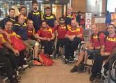 Decididos los doce jugadores de baloncesto en silla de ruedas que participarán en Río 2016