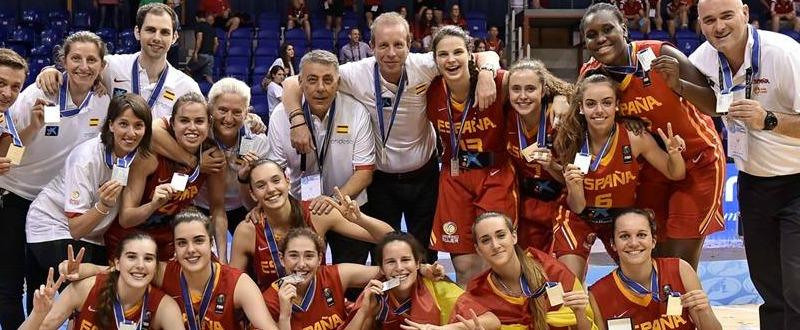 Fuente: Federación Española de Baloncesto.