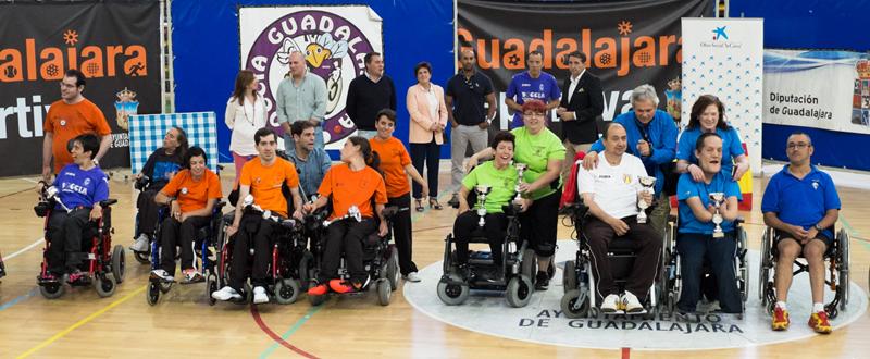 Open Boccia Guadalajara Fuente: AD