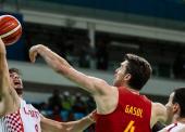 La 'ÑBA' cae en su debut ante Croacia (72-70)