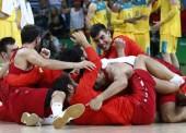 España gana el bronce en un partido de infarto