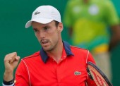 Bautista, otro tenista español en octavos