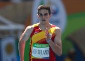 Bruno Hortelano se queda sin final en los 200 m