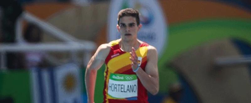 Bruno Hortelano. Fuente: EFE