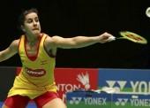 Carolina Marín, a semifinales del mundial de bádminton