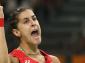 Carolina Marín, a la final sin perder un set