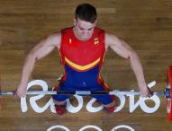 David Sánchez, 11º en -69 kilos en los Juegos