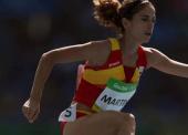 Diana Martín, 12ª en su serie de 3.000 obstáculos