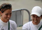 Echegoyen y Betanzos, 1ª a la Medal Race