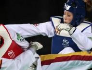 Eva Calvo, plata olímpica en el tapiz de Río