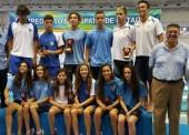 Gredos y Sabadell triunfan en el campeonato de España infantil de natación