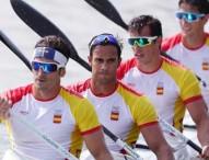 El k4 español logra un 5º puesto en Río