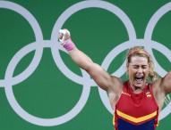 Lidia Valentín, bronce olímpico