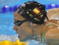 Mireia Belmonte, abanderada de los Juegos Mediterráneos de Tarragona 2018