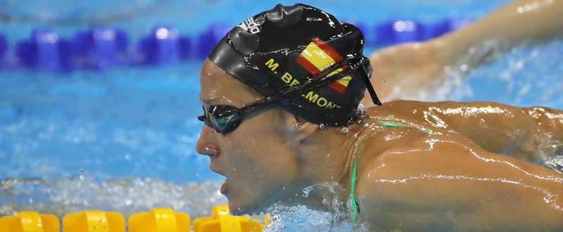 Mireia Belmonte. Foto: RTVE