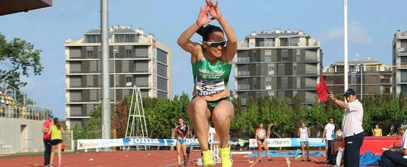 Patricia Sarrapio. Fuente: Atletismoplayas