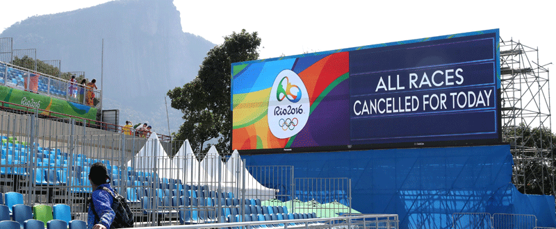 Remo en Río 2016. Fuente: EFE
