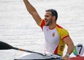 Saúl Craviotto gana el bronce en K1 200 metros