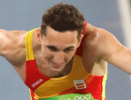 Sergio Fernández cae en semifinales con récord de España