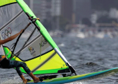 Marina Alabau partirá en la 'Medal Race' sin penalización