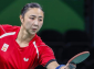 Yanfei Shen, eliminada en su debut ante la veterana Ni