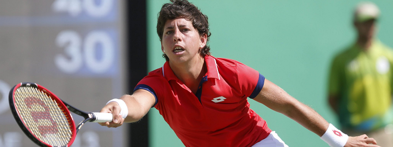 La tenista española Carla Suárez FUENTE: RFTE