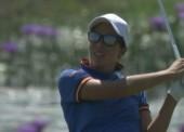 Carlota Ciganda acaba con -4 y se permite soñar con una medalla