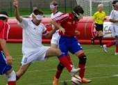 La selección de fútbol para ciegos cae frente a China