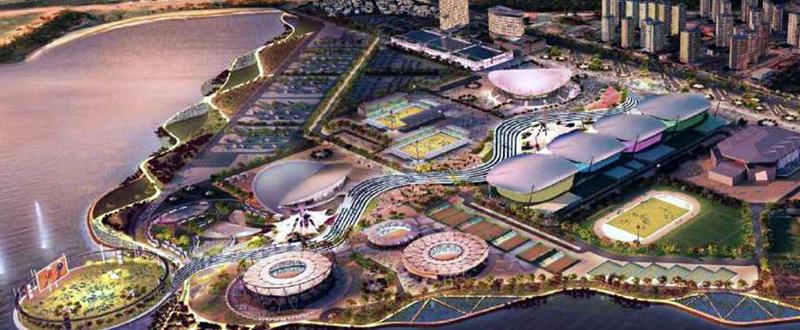 Una imagen de las instalaciones de los Juegos de Río de Janeiro. Fuente: CPE